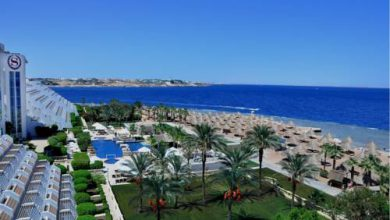 Sheraton Sharm Hotel, Resort, Villas & Spa – Sharm El Sheikh