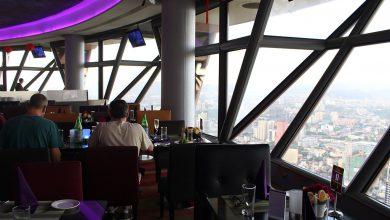 360 Revolving Restaurant Cairo Tower