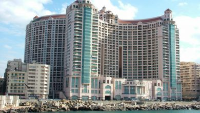 Four Seasons Hotel Alexandria At San Stefano 5 Stars Hotel in Alexandria