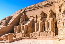 Photo of Abu Simbel the great temple of Egypt