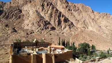 1-Day Mount Sinai and Saint Catherine Monastery