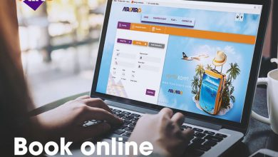 Photo of Book your ticket online – Air Cairo Airline